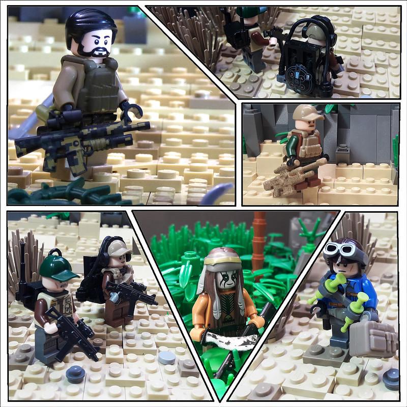 [Great Brick War] - ISLAND OF DOMINATION 46749679884_0bbd9a0758_c