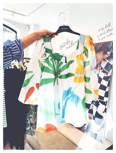 the adorable marimekko blouse that wasn't me, march 2019