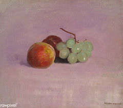 Still Life with Fruit by Odilon Redon