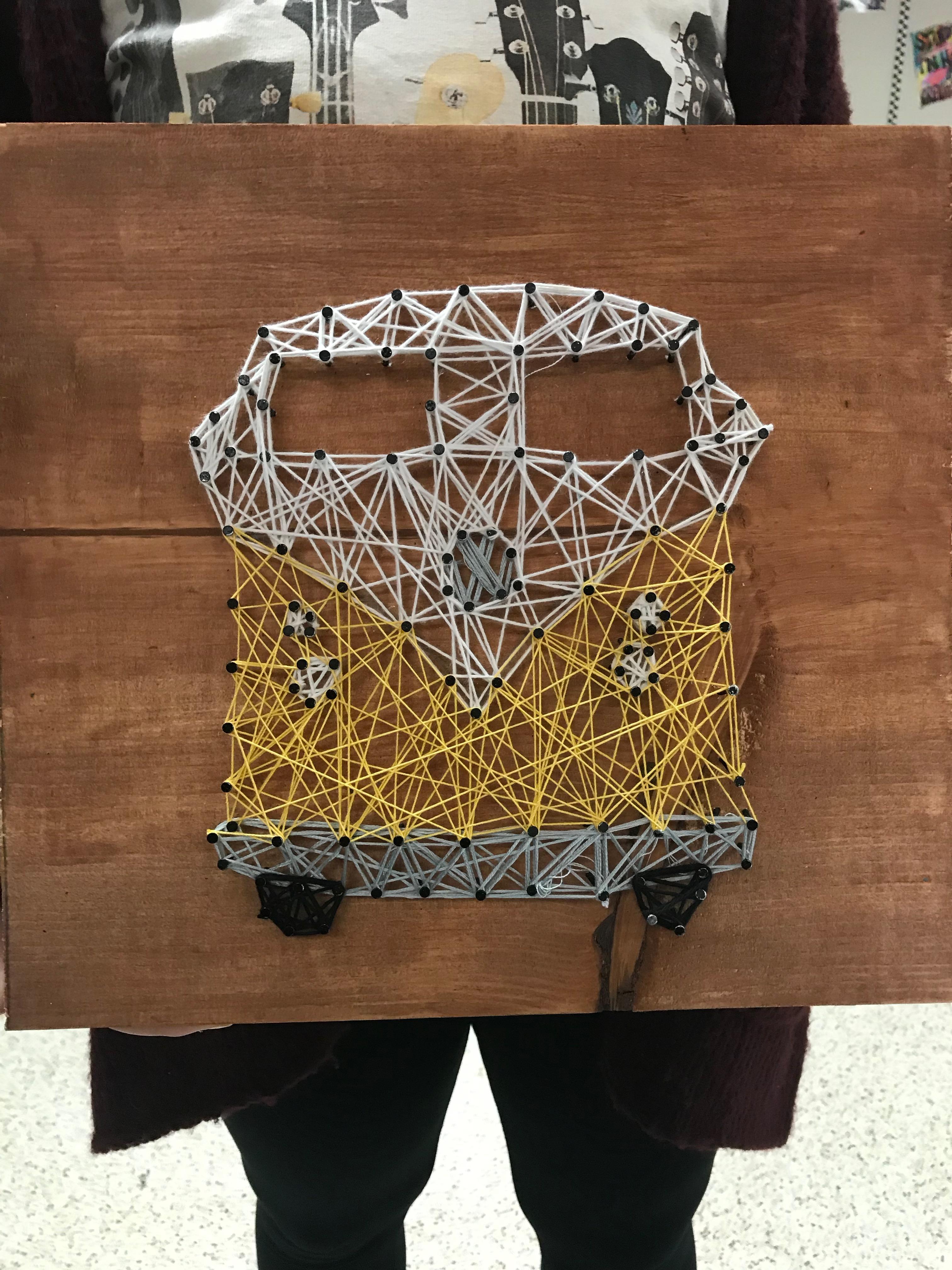 Art 3 String Art