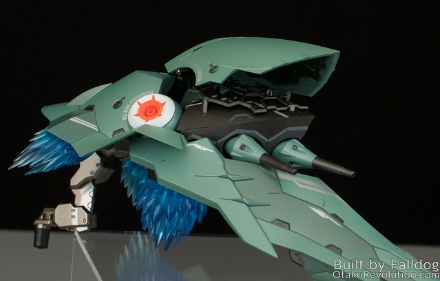 Steel Legend Metal Build Kshatriya 9