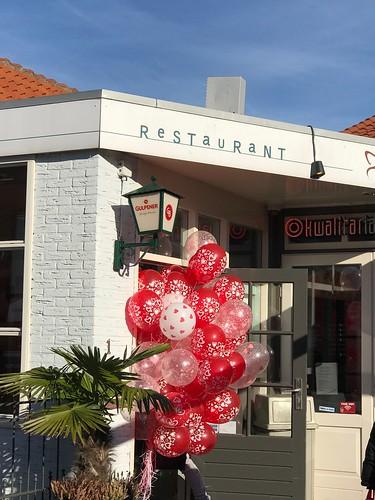 Heliumballonnen Valentijnsdag De Krom Spijkenisse