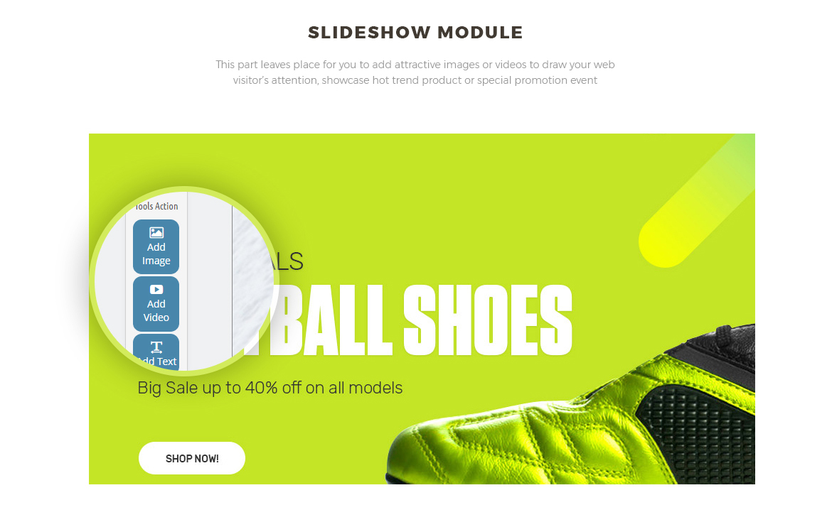slide show module-Bos Idu Prestashop theme-Shoes, Handwatch, Fashion Store