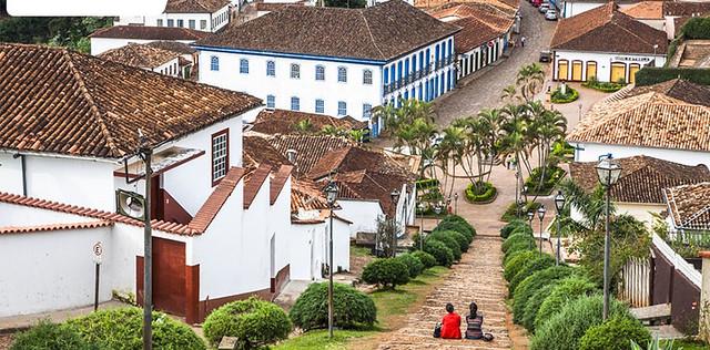 Área de atuação prevista no projeto é no caminho para Milho Verde e São Gonçalo do Rio das Pedras, distritos muito visitados por turistas - Créditos: Foto: Prefeitura de Serro