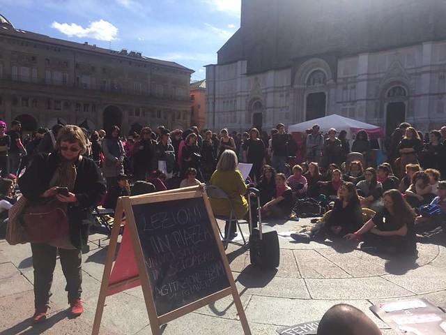 8 marzo - Bologna - Mattina