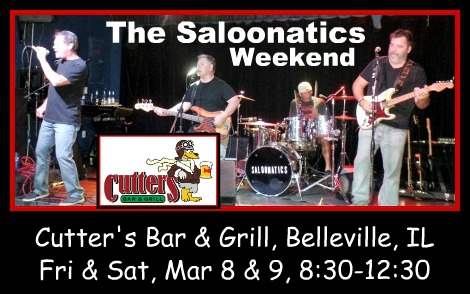 The Saloonatics 3-8, 3-9-19