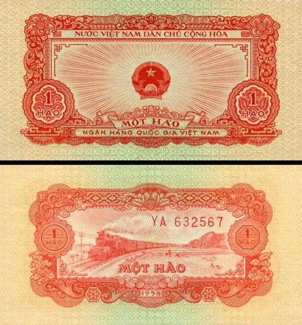 1 Hao Vietnam 1958, P068a