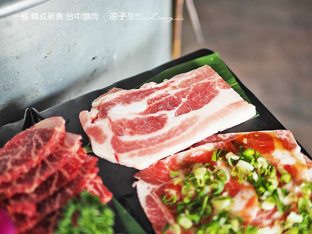 一桶 韓式新食 台中燒肉 17
