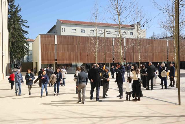 Riapertura dei Chiostri di San Pietro – Reggio Emilia, 23/24 marzo 2019