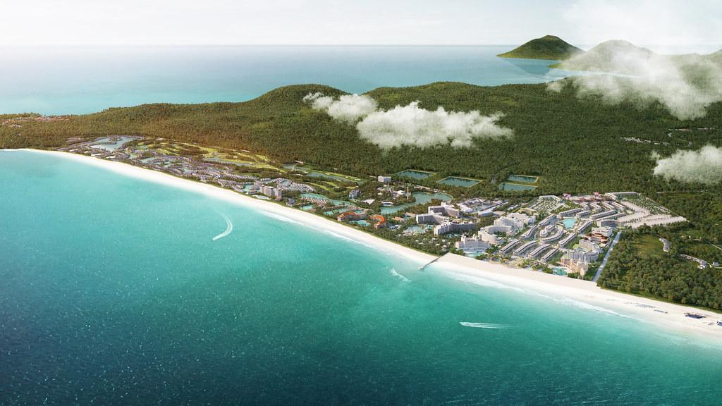 Thiết kế dự án Grand World Phú Quốc