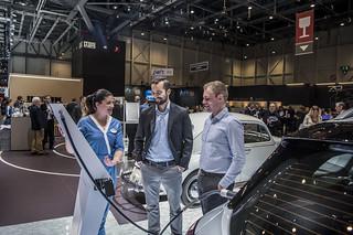 Genfer Autosalon 2019 / Salon de l'auto 2019