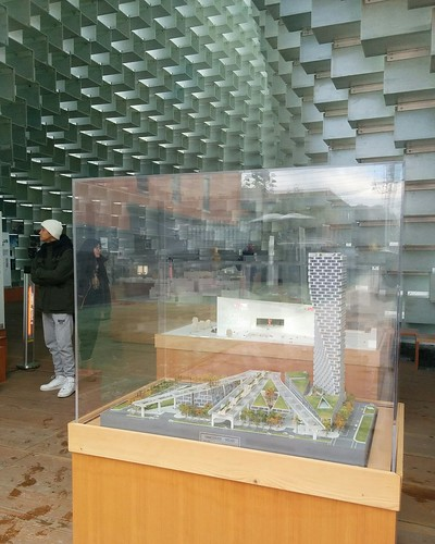 Vancouver House (2) #toronto #unzippedtoronto #serpentinepavilion2016 #bjarkeingels #architecture #vancouverhouse #vancouver #latergram