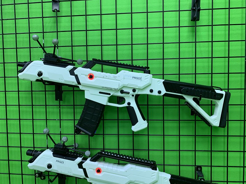 Sandbox VR (Singapore) - Rifles