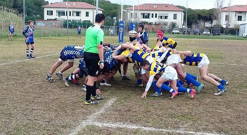 Amatori R. Rosignano vs RPFC