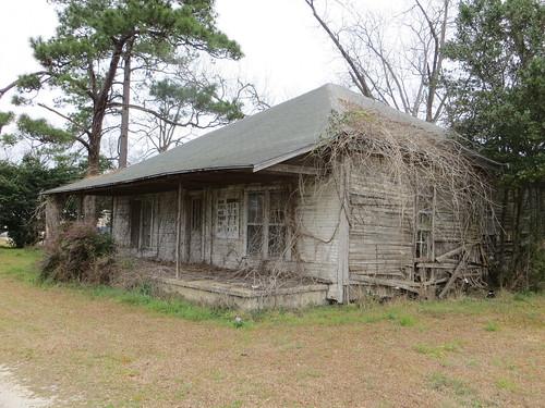 Abandoned Kinston AL