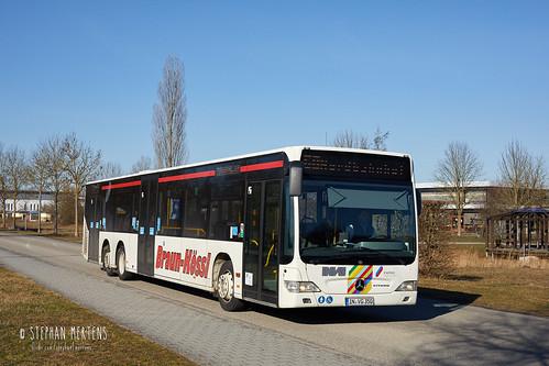 Stadtbus Ingolstadt Citaro 350