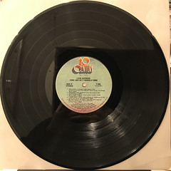 LEON HAYWOOD:COME AND GET YOURSELF SOME(RECORD SIDE-B)