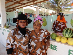 Fruitverkoopsters