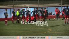 Juventud Barrio del Cristo 0-1 UD Aldaia CF (Eleuterio Sánchez)