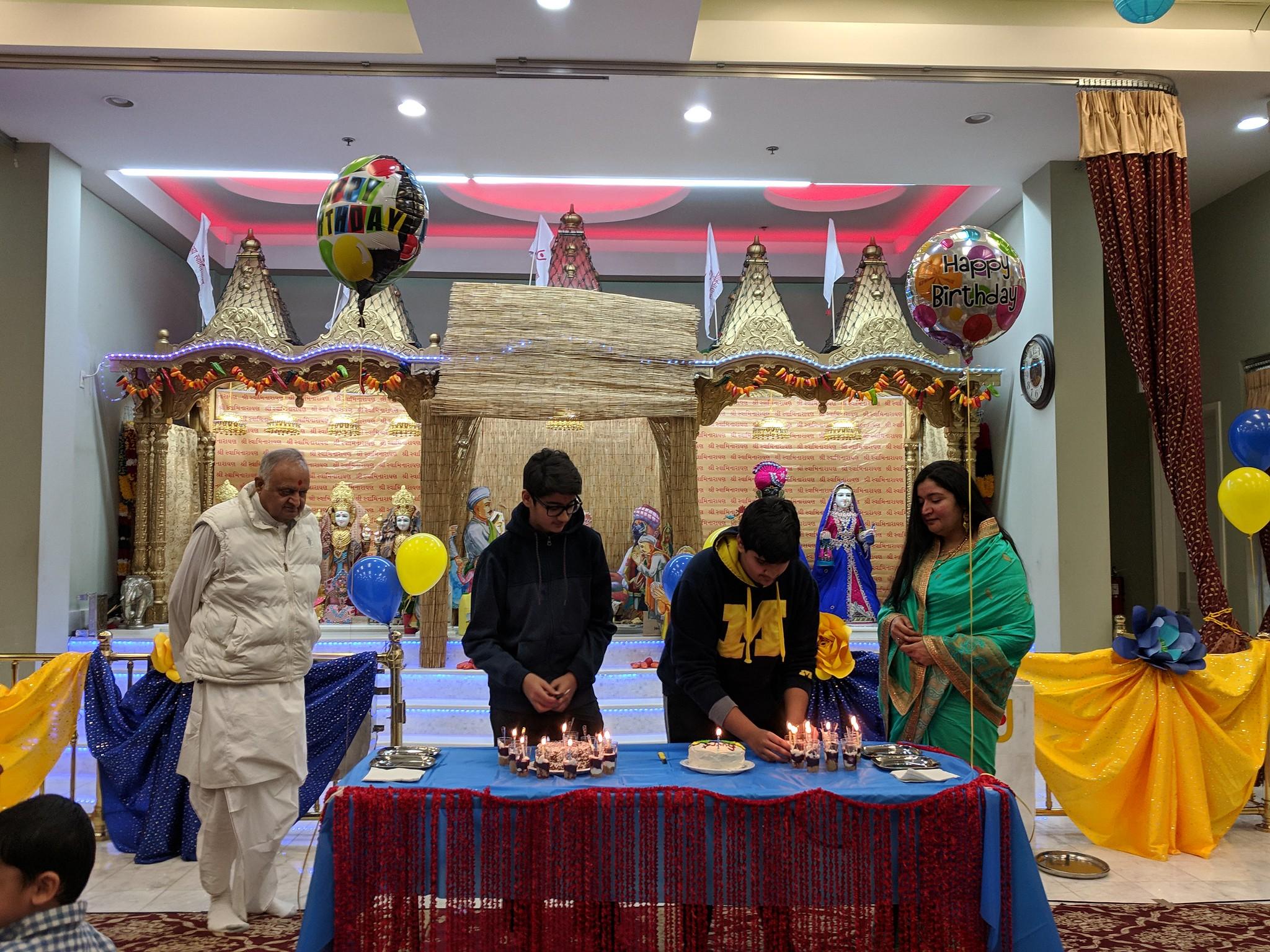 Shakotsav, Saumya & Suvrat Bhaiya Birthday - Parsippany, NJ