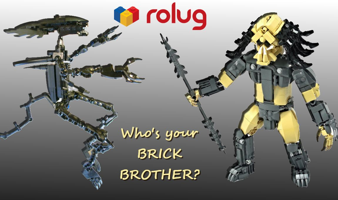 Concurs Who's your brick brother – Regulament