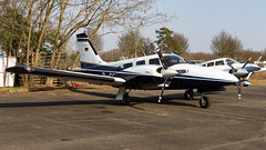 Piper PA-34-220T Seneca III D-GIES Aero Flight Center Hildesheim