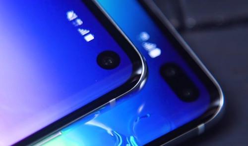 Điện thoại Samsung sẽ có camera ẩn dưới màn hình không 'đục lỗ'