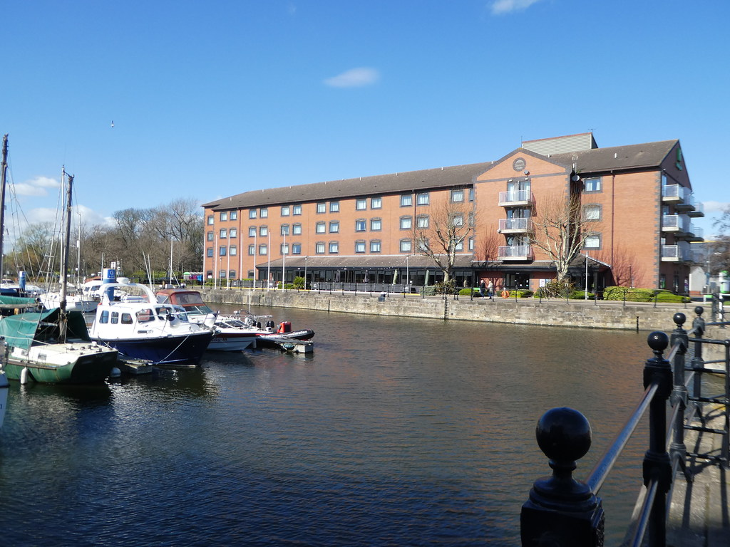 The Holiday Inn Hull Marina