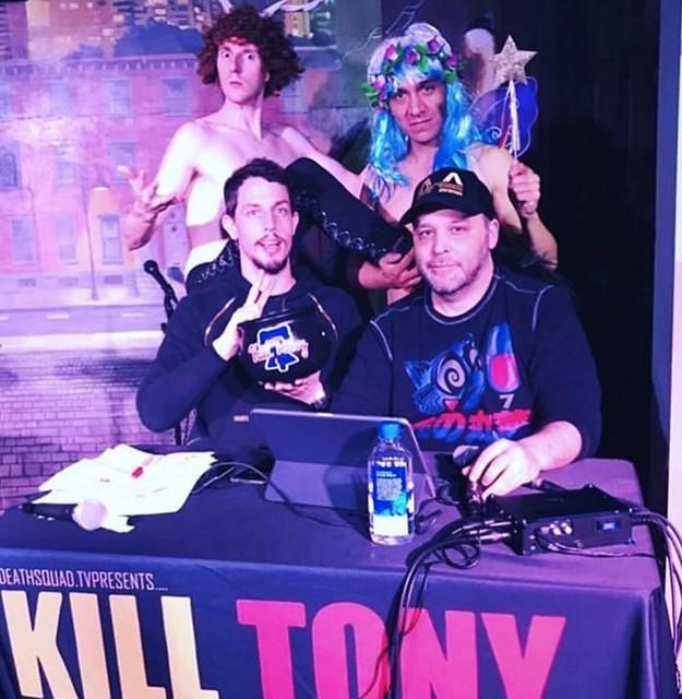 KILL TONY #331 - PHILADELPHIA #3