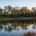 Nostell across the lake