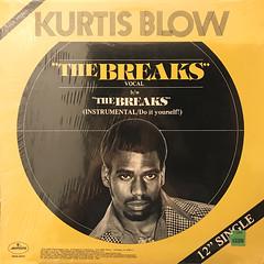 KURTIS BLOW:THE BREAKS(JACKET B)