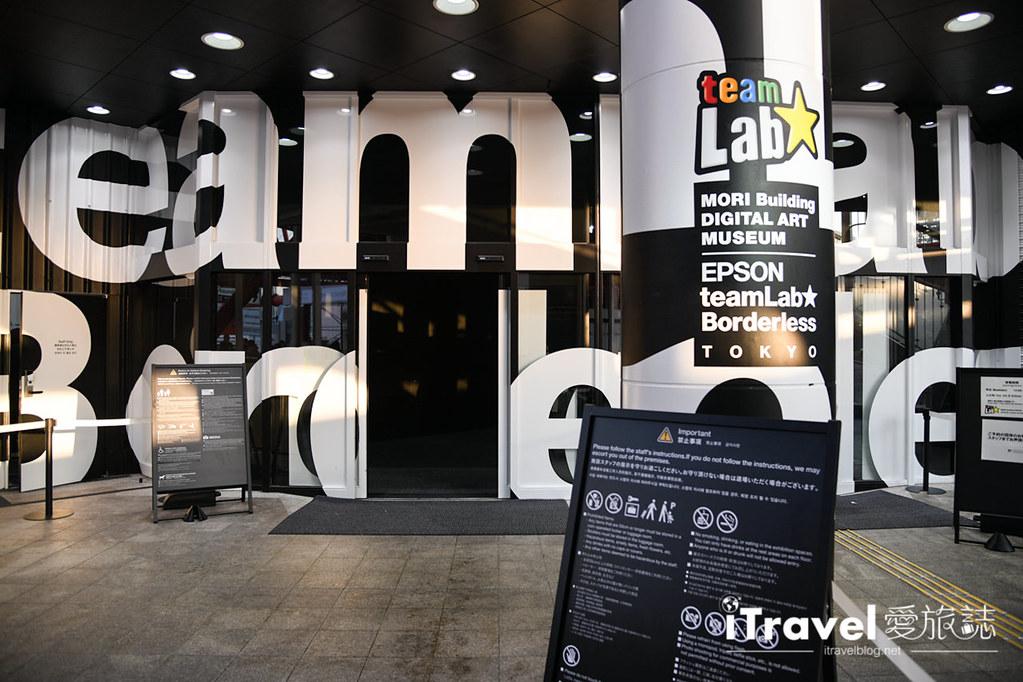 东京艺术展览 teamLab Borderless (10)