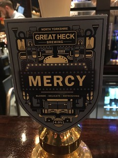Great Heck, Mercy, England