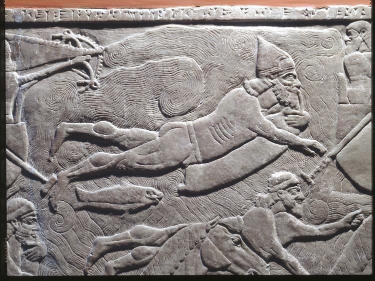 ассирия -700