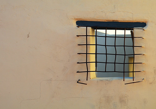 architecture art beauty bright building colorful colourful colors colours contrast dark design detail downtown edge geometric light lines metal minimalism nopeople perspective pattern pretty scene southwest study street texture tone world tucson arizona window grate adobe wall