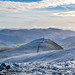Skiddaw Little Man from Skiddaw