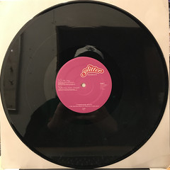 MARIAH CAREY:GLITTER(RECORD SIDE-C)