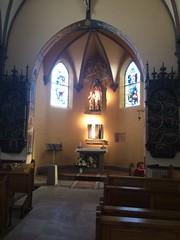 La Chapelle des confessions à Marienthal
