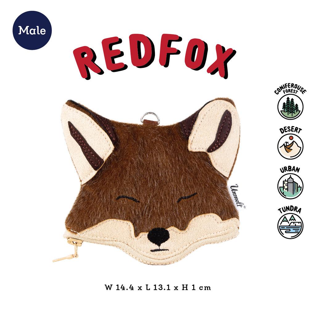 redfox male