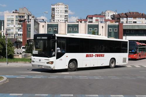bisstours bus k85j202 higerklq6129