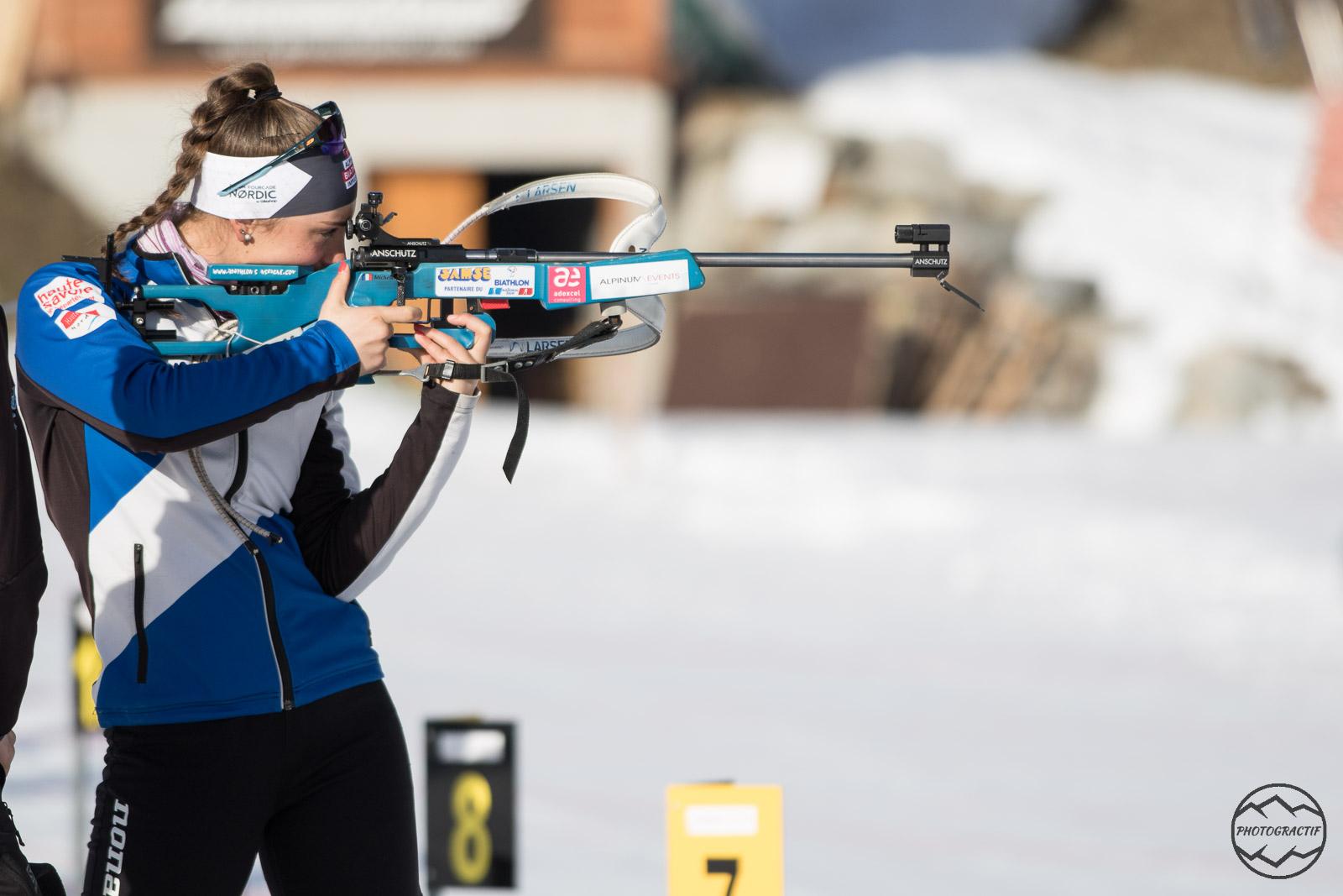 Biathlon Alpinum Les Contamines 2019 (113)