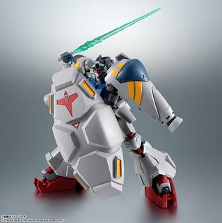 所羅門的惡夢來襲!ROBOT魂《機動戰士鋼彈0083:星塵回憶》RX-78GP02A 鋼彈試作2號機(ガンダム試作2号機) ver. A.N.I.M.E.