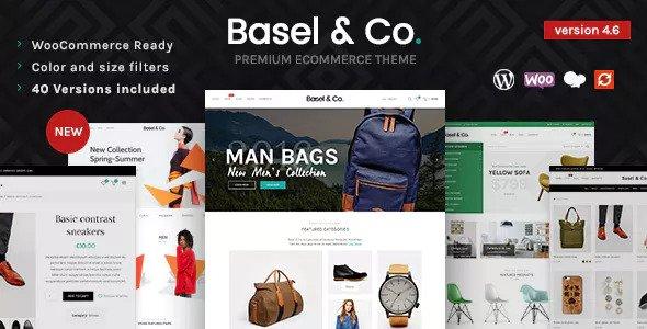 Basel v4.8.1 - Responsive eCommerce Theme