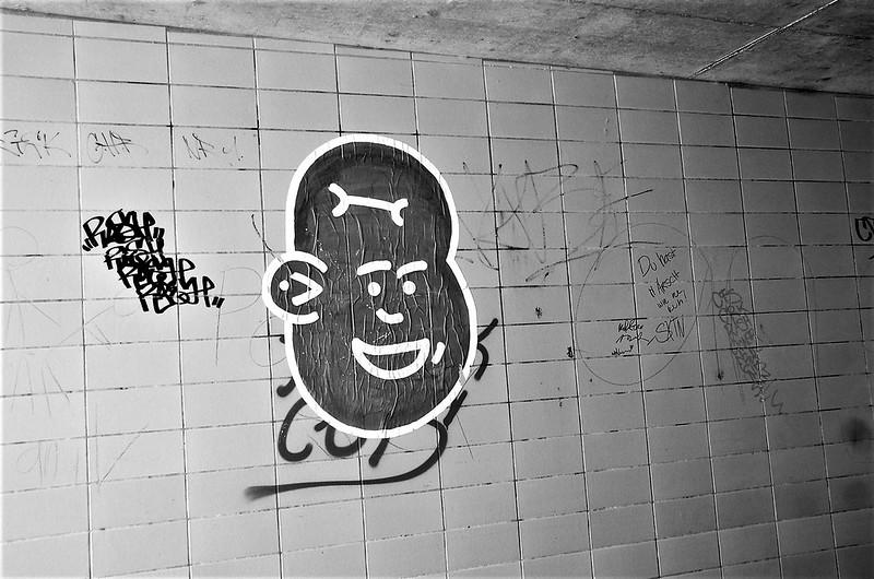 Graffiti Werkhofstrasse