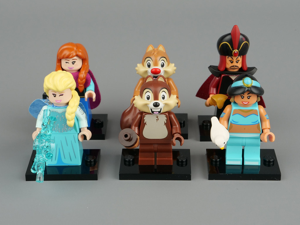 LEGO Collectable Minifigures 71024 LEGO Minifigures - The