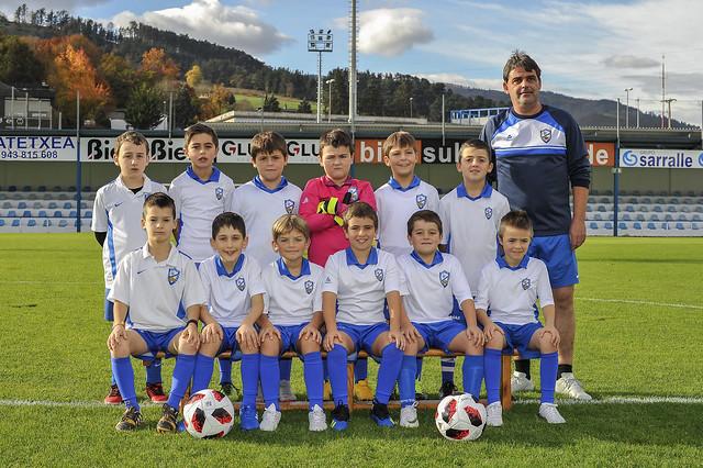 Futbol Eskola 2018-2019