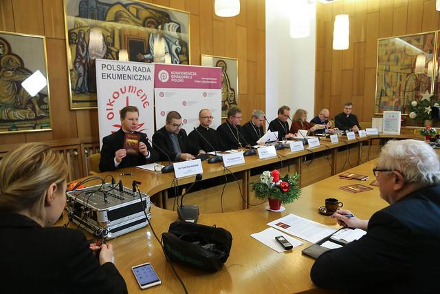 Konferencja Prasowa - 14 I 2019 r.