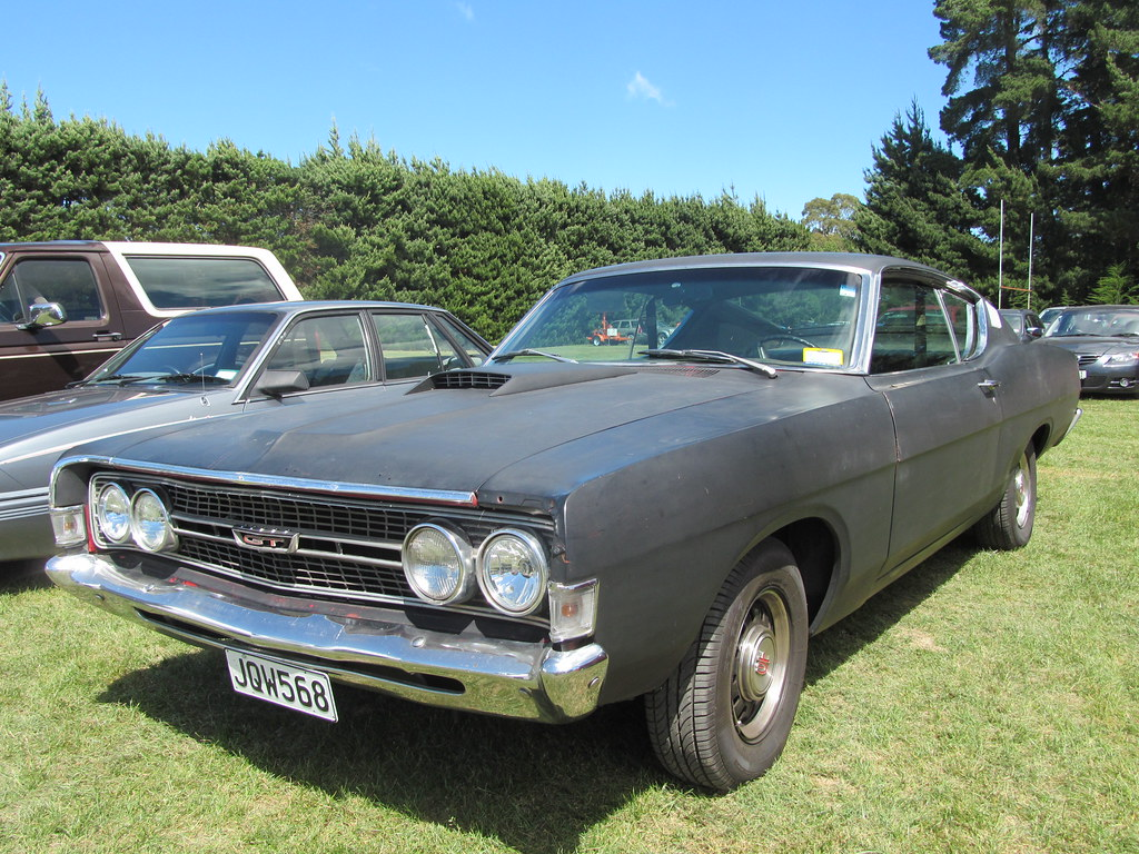 1968 Ford Torino | I don't think I've ever seen another Tori