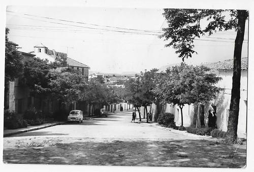 Torre de Juan Abad: calle Generalísimo