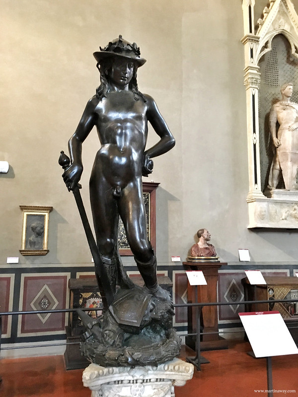 David di Donatello, Museo del Bargello